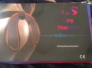 Hip Butt Exercise Trainer Vibrate Muscle Stimulation Device for Sale in New York, NY