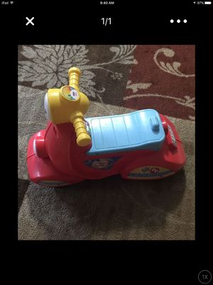 Kids ride on toy play music for Sale in Archdale, NC
