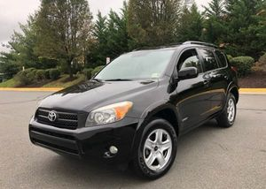 Suv 2008 Toyota Rav4 Sport 4WDWheels for Sale in Huntington Beach, CA