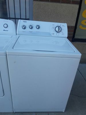 WHIRLPOOL WASHER SUPER CAPACITY WORKS GREAT **DELIVERY AVAILABLE TODAY** for Sale in Maryland Heights, MO