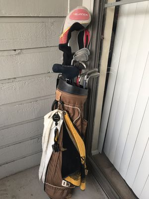 Golf Clubs and Bag plus more for Sale in Austin, TX