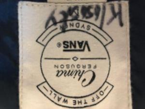 Vans x Chima Ferguson coach jacket for Sale in Chicago, IL
