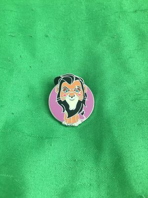 Scar - World of Evil - Disney Trading Pin for Sale in Orlando, FL