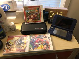 NINTENDO 3DS XL! GREAT CONDITION for Sale in Arlington, VA