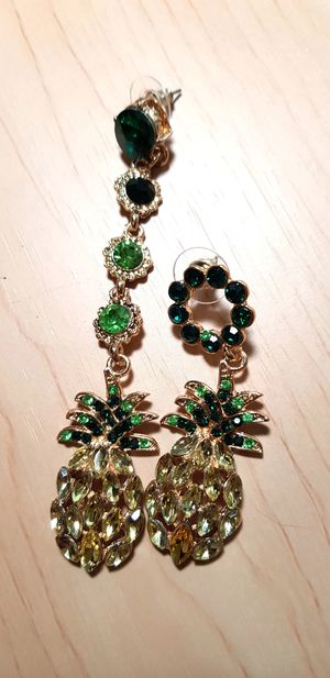 Pineapple earrings for Sale in Portland, OR