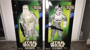 Vintage Star Wars Action Collection Figures for Sale in San Antonio, TX
