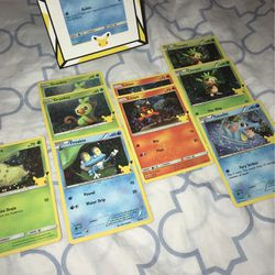 McDonald's Pokémon Holo Cards for Sale in Everett,  WA