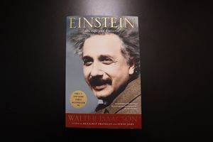Einstein Book by Walter Isaacson for Sale in Columbia, SC