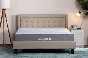 NEW Nectar mattress and bed - King size for Sale in Chula Vista, CA