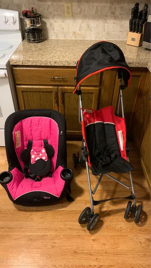 Stroller and car seat for Sale in Columbus, OH