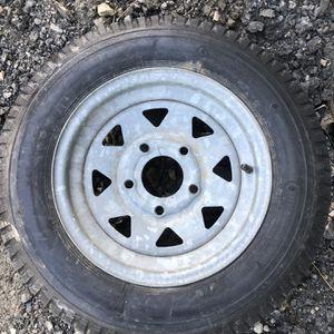 Trailer Wheel for Sale in Winchester, CA