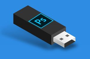 Photoshop 2020 portable flashdrive (windows/MAC) for Sale in Riviera Beach, FL