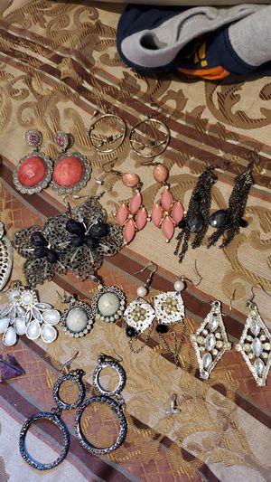 Jewelry necklaces + rings + earrings for Sale in El Mirage, AZ