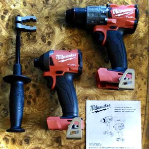 Milwaukee M18 Fuel Hammer Drill & Impact Driver. Tools Only. for Sale in Chicago, IL