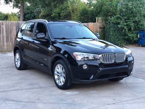2017 BMW X3 for Sale in San Antonio, TX