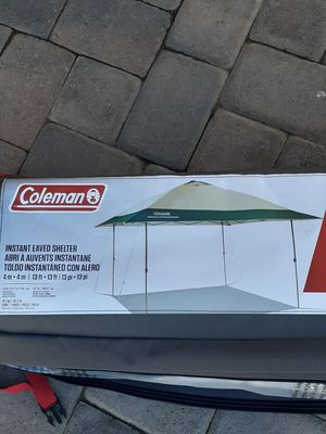 Coleman instant canopy for Sale in Tolleson, AZ