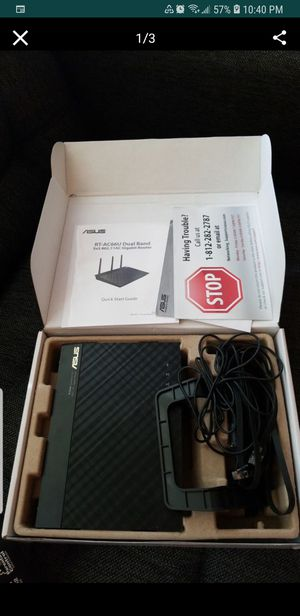 Internet modem high speed updated 3/13/19 for Sale in Seattle, WA