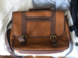 Leather Aldo Messenger Bag for Sale in Claremont, CA