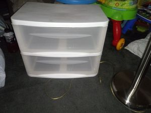 Plastic storage drawers for Sale in Nellis Air Force Base, NV