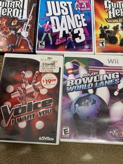 Nintendo Wii Games for Sale in Reston,  VA