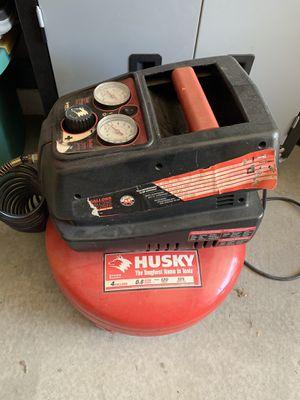 Husky air compressor for Sale in Las Vegas, NV