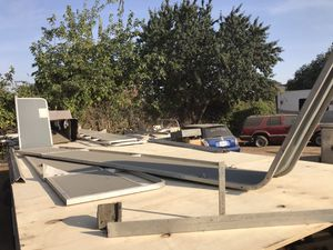 Pontoon boat new flooring same day service for Sale in Fresno, CA