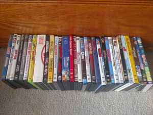 Various Comedy and Children's Movies for Sale in Sumner, WA