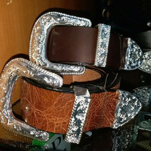 Leather Belts Exotic Skins Available for Sale in Orlando, FL