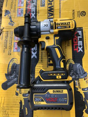 Brand new hammer drill with 6.0 ah for Sale in Greenville, SC