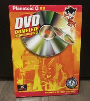 Super Robot Monkey Team Hyper Force Go Planetoid Q DVD Case ONLY for Sale in Windermere, FL