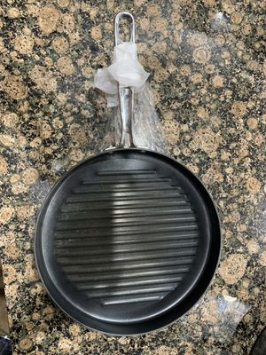 2 non stick + 1 ceramic cooking pans for Sale in Billings, MT