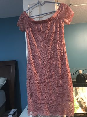 Rue 21 tight pink dress for Sale in Peoria, IL