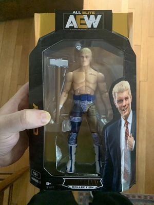 Brand New Cody Rhodes AEW Action Figure for Sale in Washington, DC