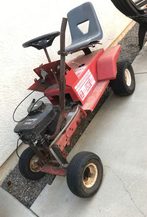 Craftsman Riding Lawn Mower for Sale in Byron, CA