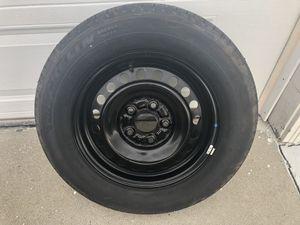 Honda/Acura Steel Rim Black Michelin P205/65R15 for Sale in San Leandro, CA
