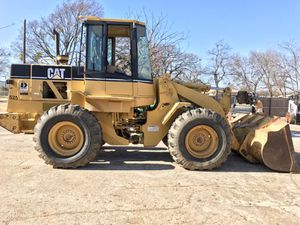 1998 caterpillar 924f wheel loader for Sale in Dallas, TX