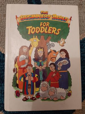 Bible for Toddlers for Sale in Ocean Shores, WA