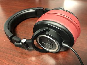 Audio-Technica M50?s w/ HM5 Pads for Sale in undefined