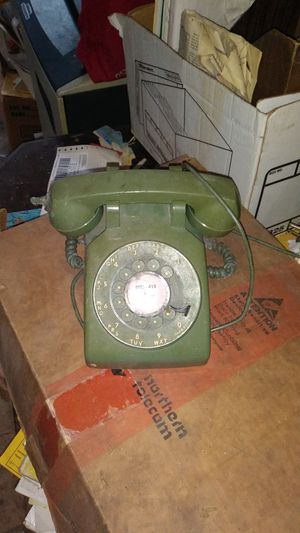 Old bell system rotary phone for Sale in Suisun City, CA
