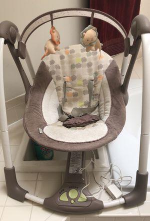 Ingenuity baby swing for Sale in Herndon, VA