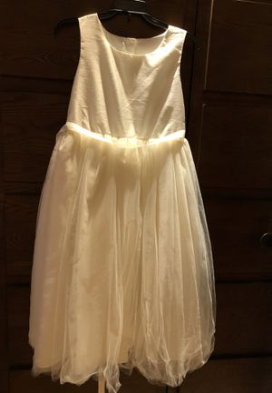 Beautiful first communion/ flower girl dress for Sale in Homestead, FL