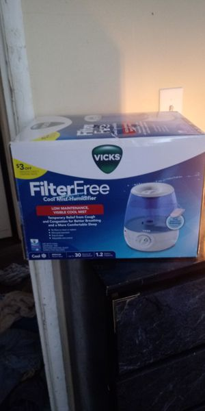 New Filter free humidifier for Sale in Columbus, OH