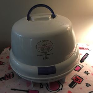 Hood Dryer Used Only A Few Times, Like New for Sale in Buffalo, NY