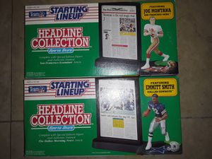 Starting Lineup Headline Collection for Sale in Seffner, FL