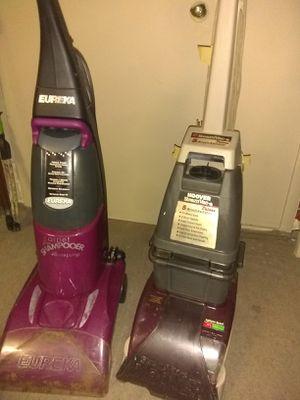 2 Carpet Shampooers for Sale in Gadsden, AL