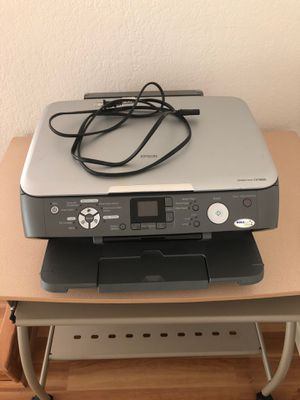 Epson Stylus CX7800 Printer and copier. Does not include printer cable for Sale in Fair Oaks, CA