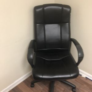 Leather Office Chair for Sale in Brooklyn, NY