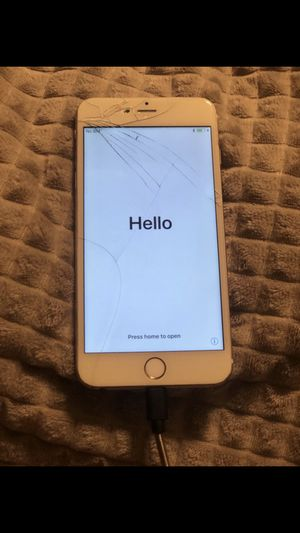 iPhone 6 Plus for Sale in Sacramento, CA