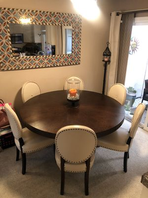 Set of 6- Pier 1 Dinning Chairs for Sale in San Ramon, CA