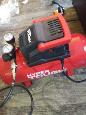 Hyper tough air compressor 10 gal for Sale in Columbus, OH